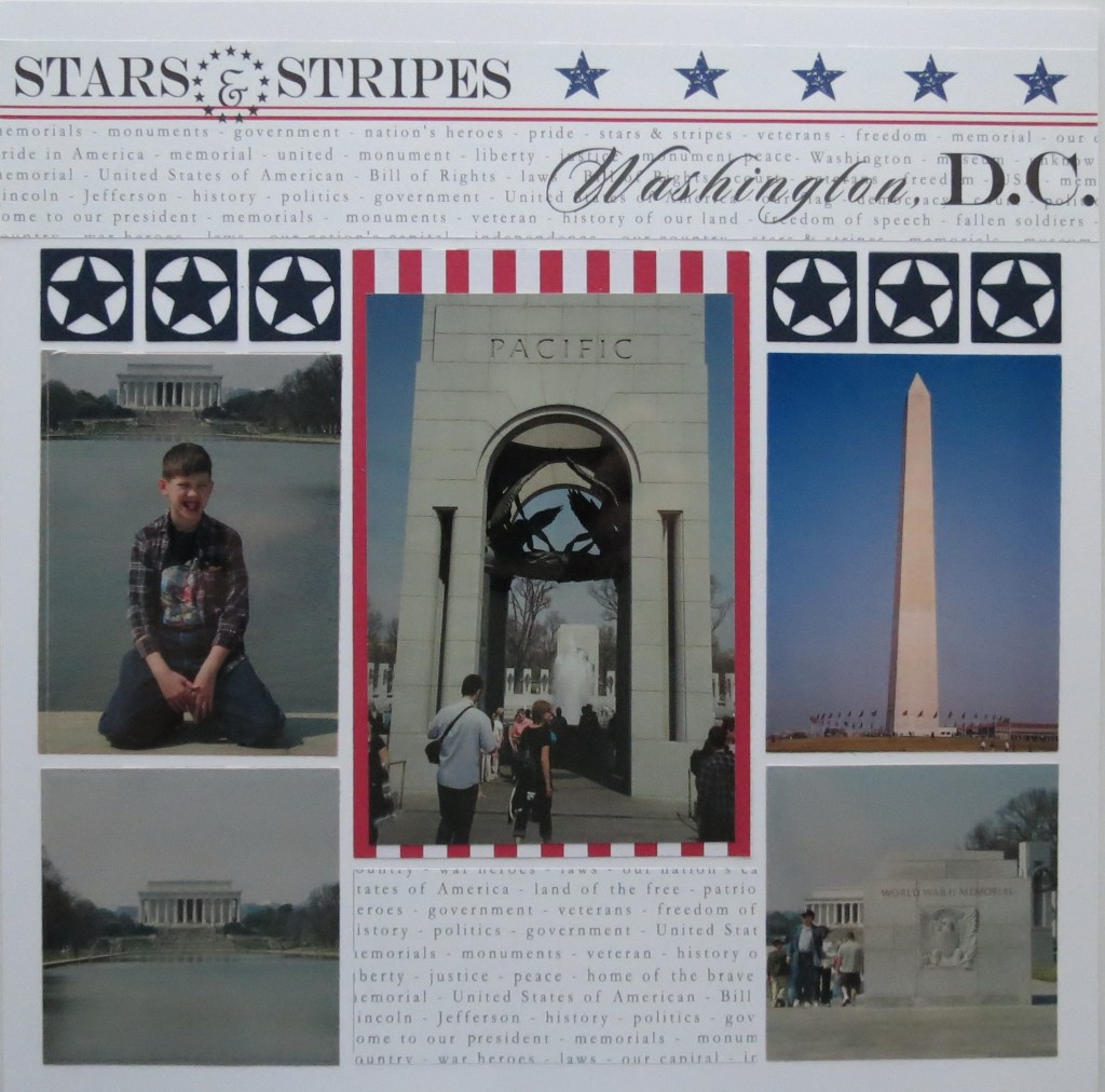 MM TYS DC Stars-n-Stripes