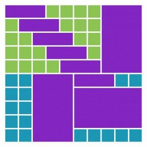Mosaic Moments Pattern #135