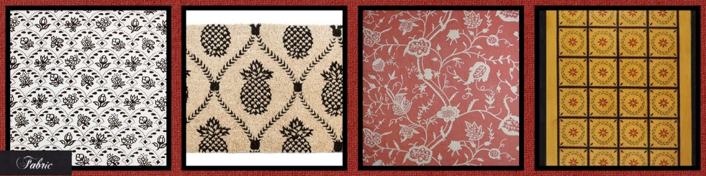 MM Colonial Inspiration FABRIC