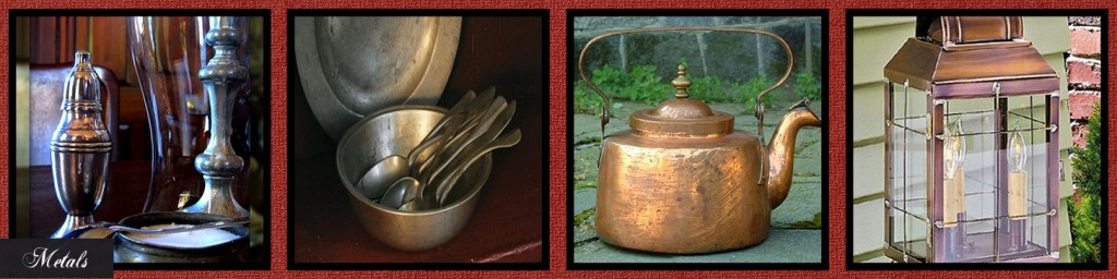 MM Colonial Inspiration METALS