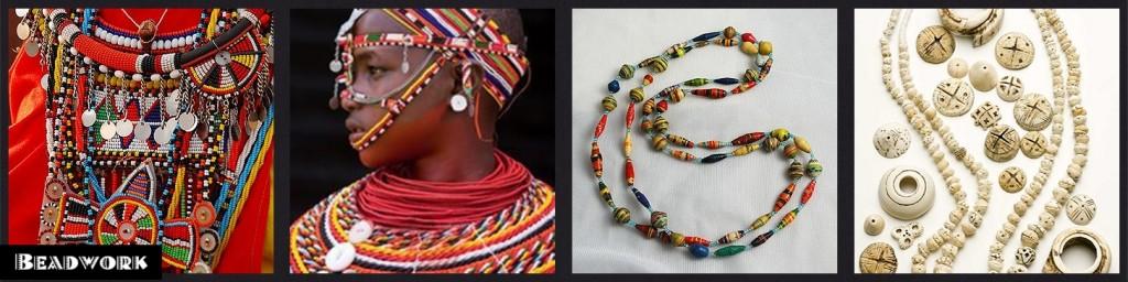 MM INSP African Safari Beadwork