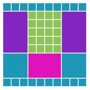 MM Pattern #147 a row pattern