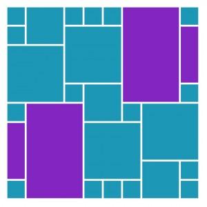 MM Page Pattern #250 a pinwheel pattern