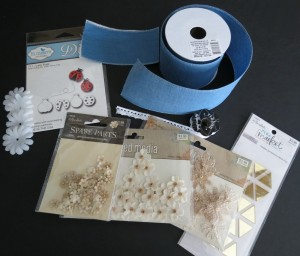 MM OTW Scrapbook Trends supplies for this series of layouts