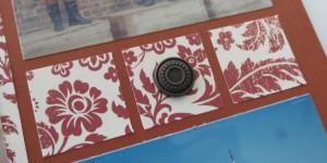 MM Colonial Inspiration antique copper decorative brads