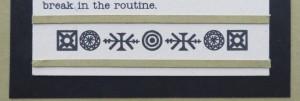 MM INSP African Safari decorative font detail