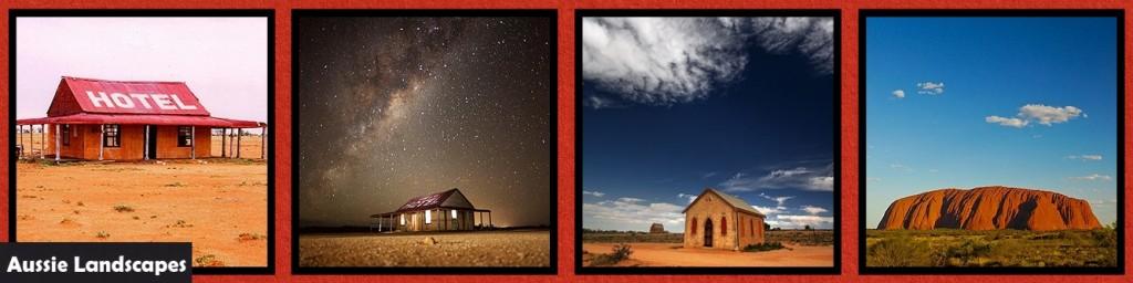 MM_INSP_AO Australian Outback: Landscapes