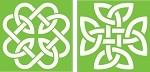 Mosaic Moments Celtic Knot Die Set