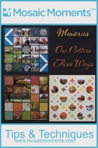 MM 3-in-1 Pattern #101 Memories