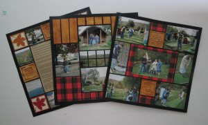 MM TYS Rustic Scrapbook Ideas
