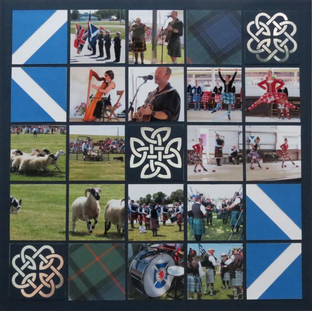MM 3-in-1 Pattern #101 Memories Ohio Scottish Games