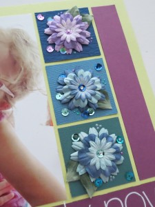 MM 3in1 Pattern #146 In Living Colors Embellishments