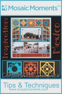 MM Inspiration: Mexico featuring cornerstone tiles dies