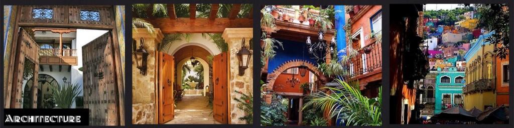 INSP Mexico Architecture