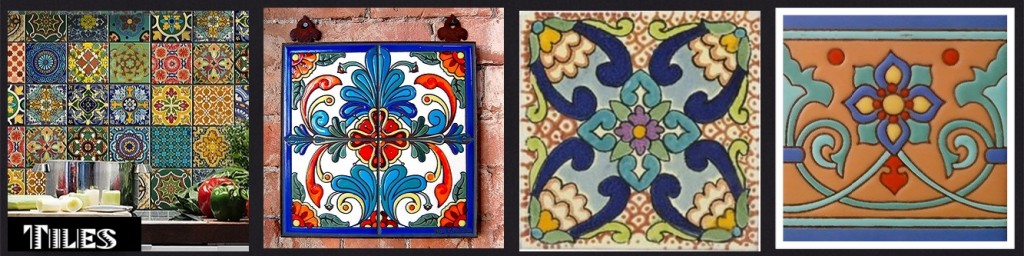 INSP Mexico Hand-painted Mexican Tiles