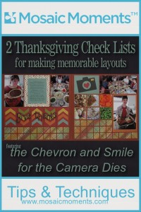 2 Thanksgiving Check Lists