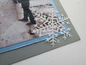MM Scrapping Winter Snowflake Die Set 1