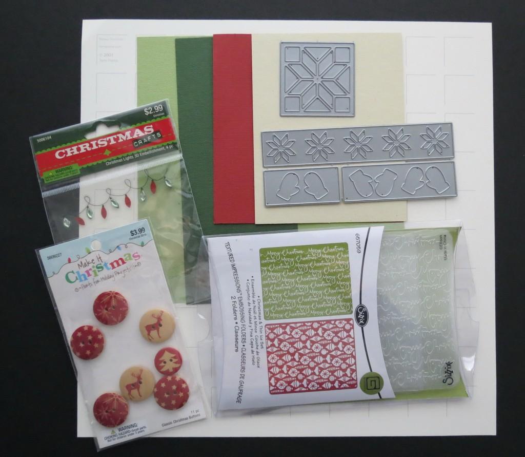 MM TYS Christmas supplies