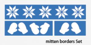 Mitten Borders Die