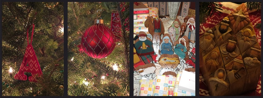 TYS Christmas Traditions: ornaments, collections