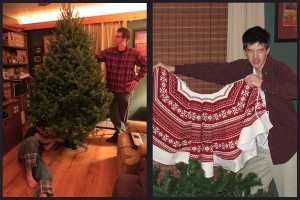 MM TYS Christmas Traditions Photo Tip: decorating the tree.
