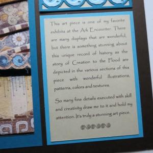 Mosaic Moments Design Element journaling block