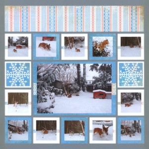 MM Paije's layout for Pattern #276