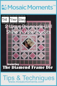MM TYS Diamond Frame Die Set