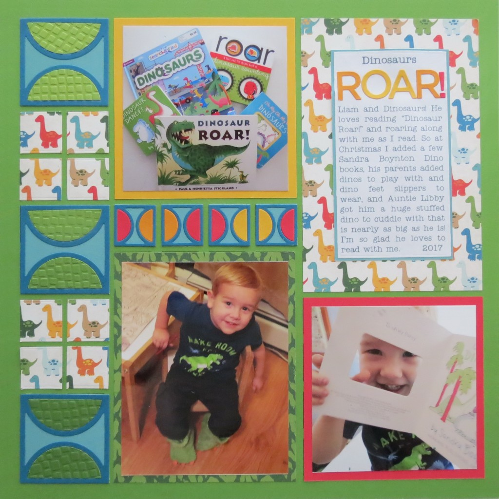 Mosaic Moments Pattern #277 Half-Circle Die Set and Alphabet 2 title