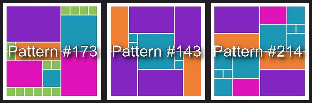 MM Pairing Patterns