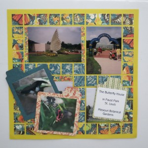 Mosaic Moments Nested Pockets Die Set and Sunshine Grid Paper Tabbed files