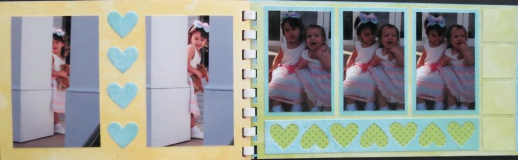 Watercolor Mini Album page 5