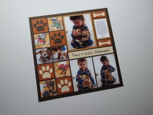 Mosaic Moments Pattern Refresher Course with the Paw & Bone Die Set