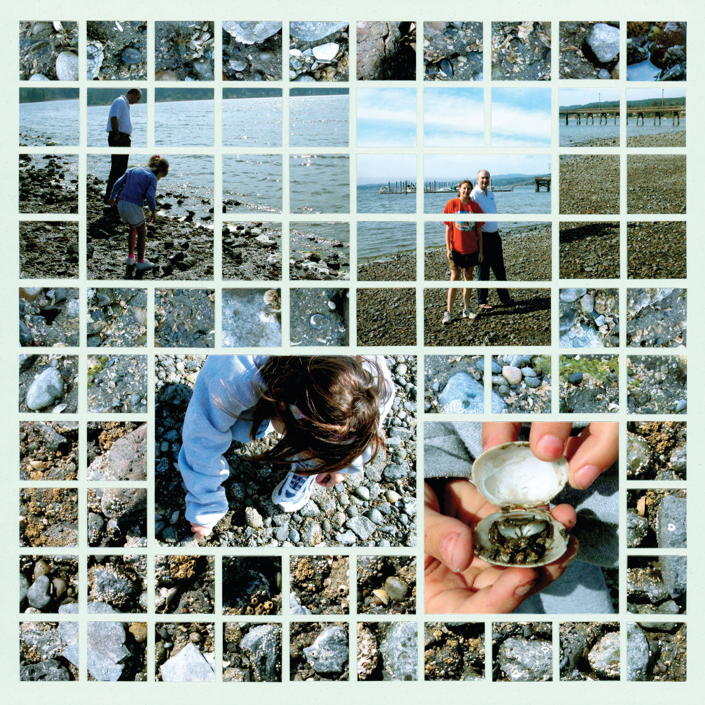 Scrapbook ideas new orleans - Are You At A Rocky Beach A Beach Full Of Seashells Or Even Just A Sandy Beach All Of These Make Great Scrapbook Pages