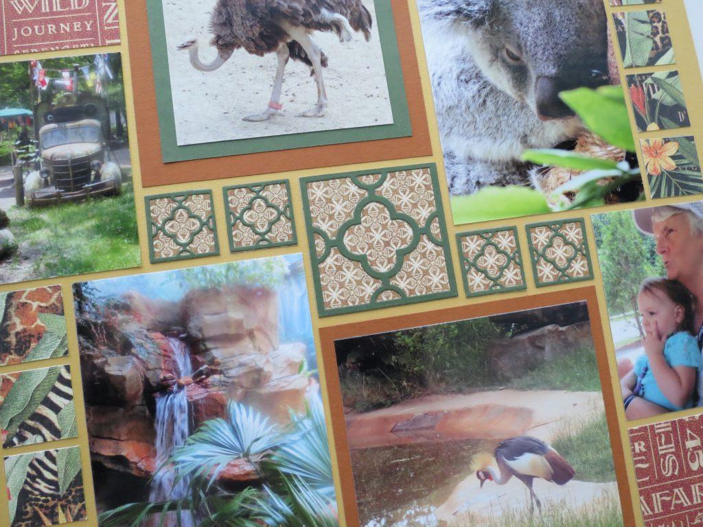 Mosaic Moments Quatrefoil Die Set