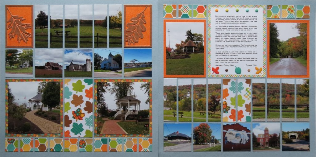 Mosaic Moments Strip Die Sets