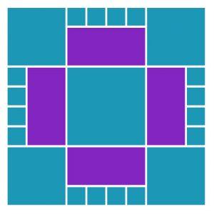 Mosaic Moments Pattern #360