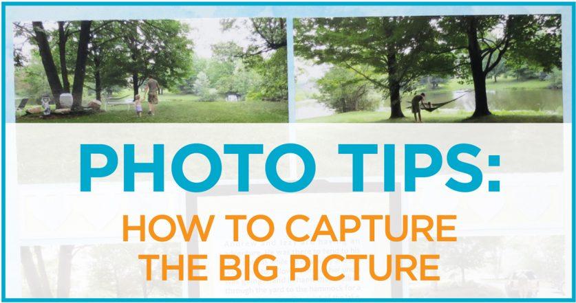 Scrapbook Photo Tips