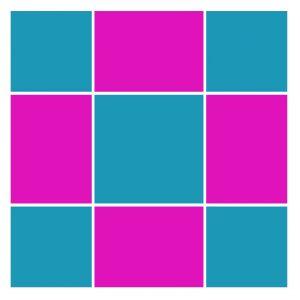 Mosaic Moments Pattern #344