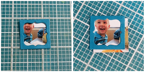 Mosaic Moments Designing with Dies featuring the Nested Scallop Frame Die Set