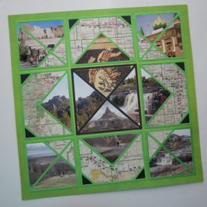 Mosaic Moments Designing With Dies: The Diamond Mine Dies
