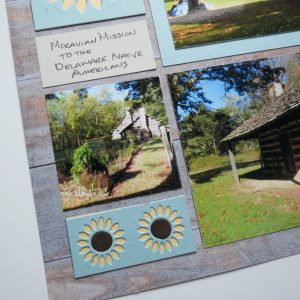 Mosaic Moments Designing with Dies Designing with the Sunflower Die Sets