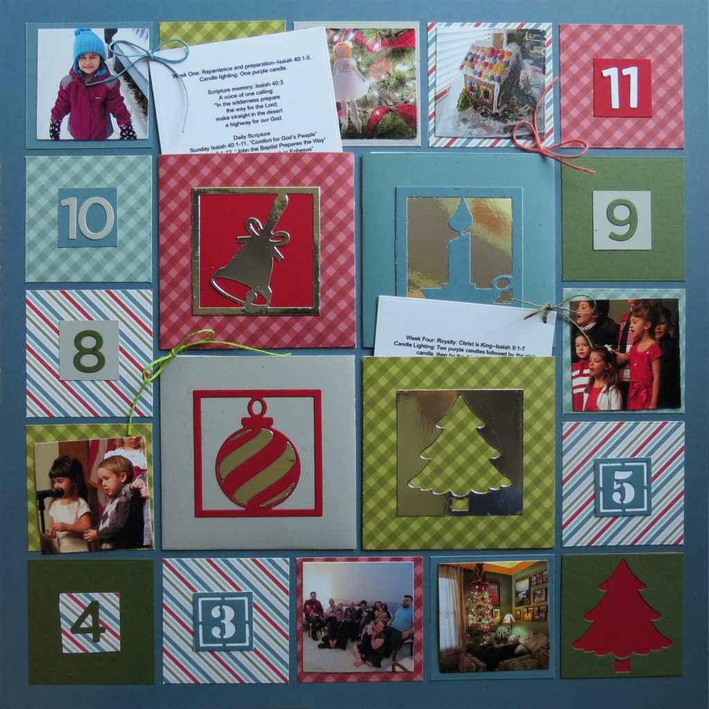 Mosaic Moments Simple Steps with the Alphabet die sets