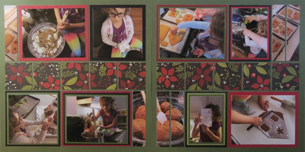 Mosaic Moments Simple Steps to Memorable Christmas Layouts
