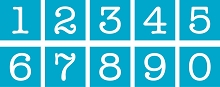 Alphabet Die 4