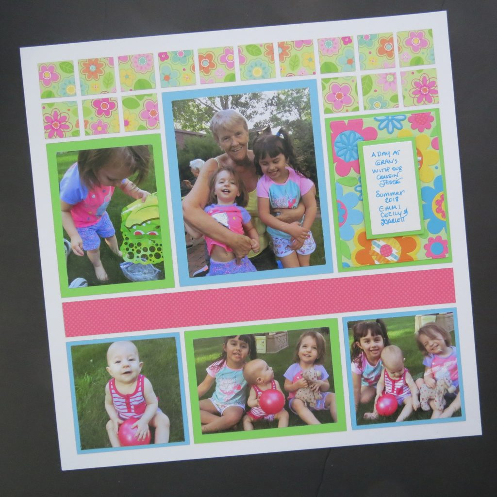 Mosaic Moments Page Kits Plus