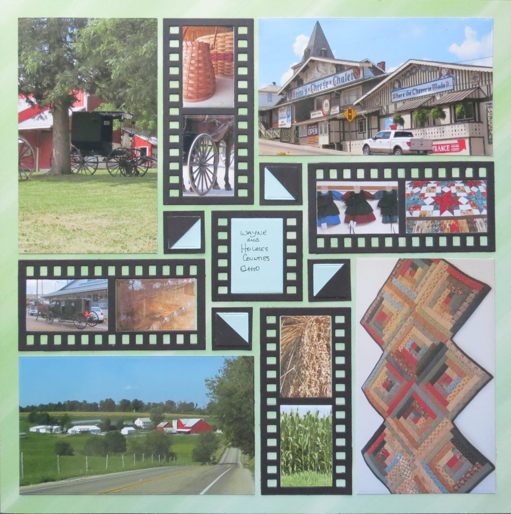 Mosaic Moments New Filmstrip Dies