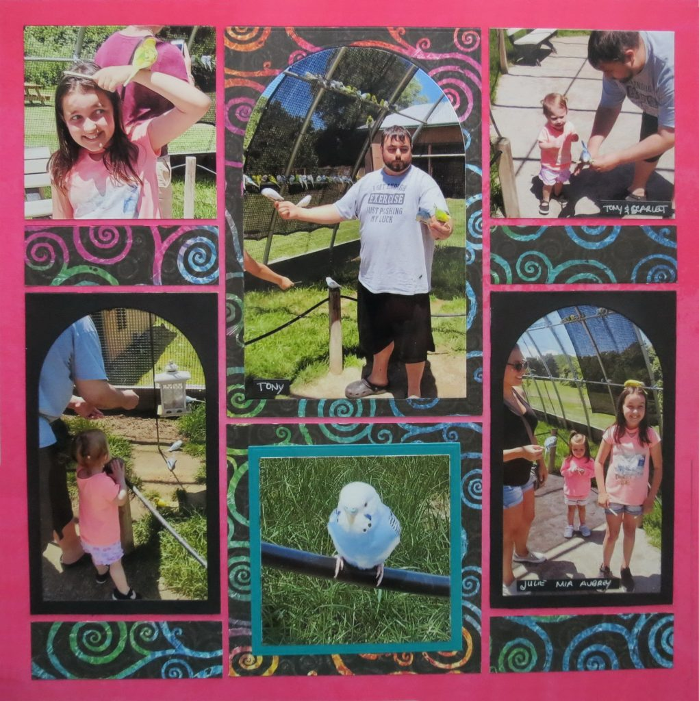 Mosaic Moments featuring the Arch Die Sets