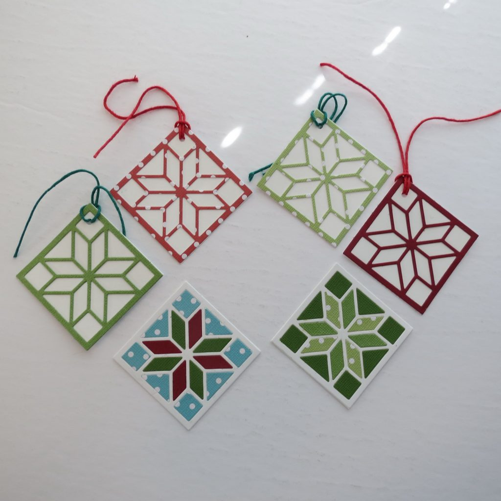 Mosaic Christmas