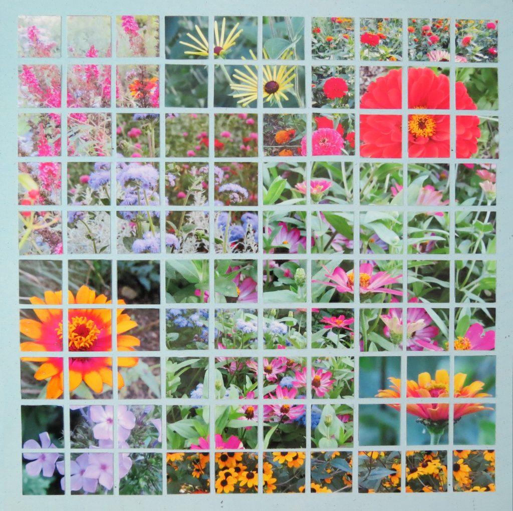 Mosaic Style Blending